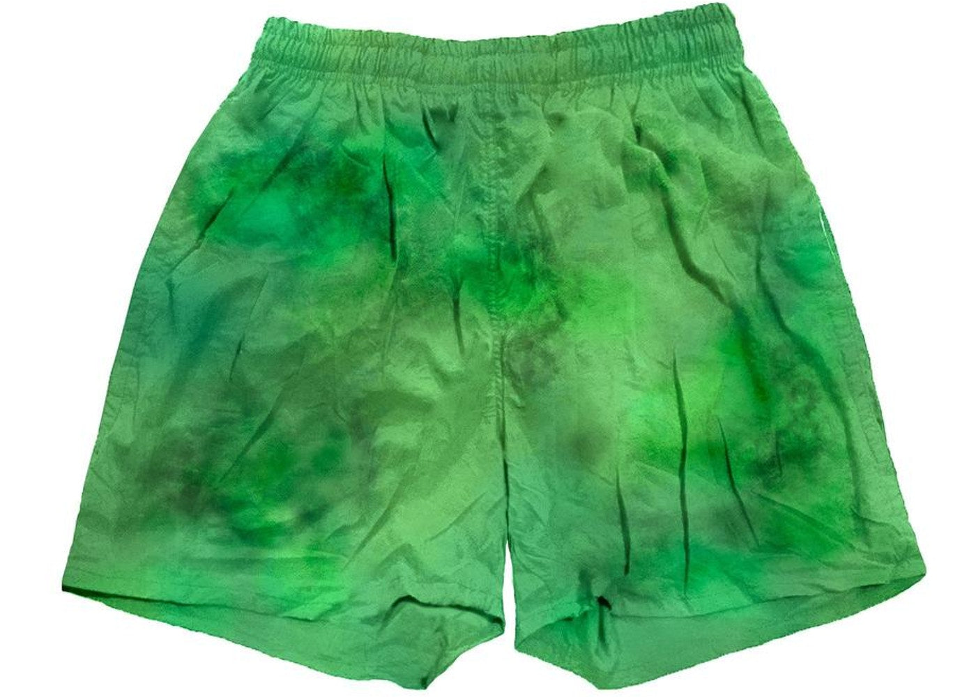 Travis Scott Shamrock Shake Shorts Green