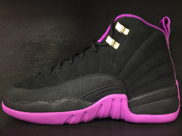 Air Jordan 12 Retro 'Hyper Violet' GS