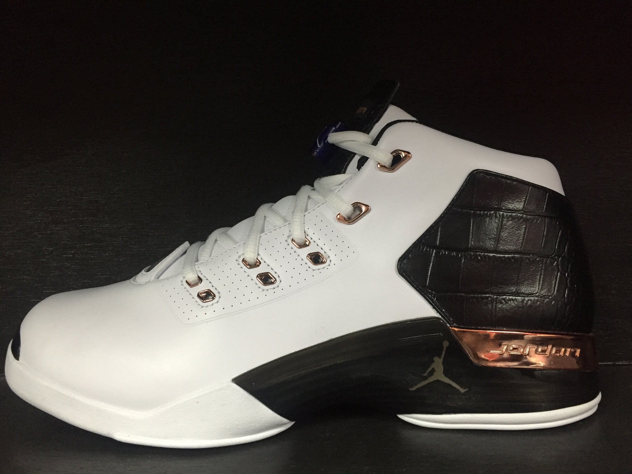 Air Jordan 17 Retro 'Copper'