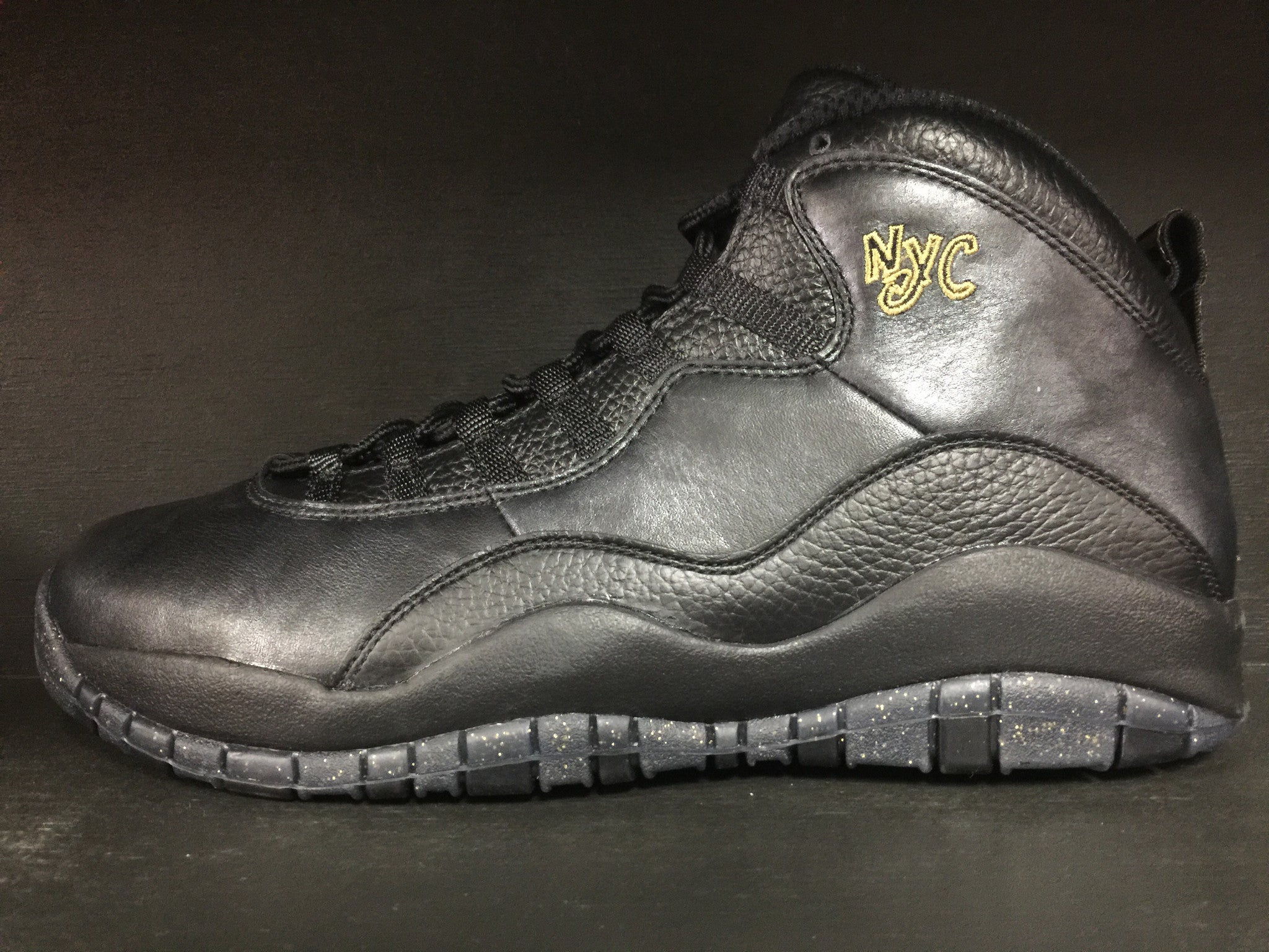 Air Jordan 10 Retro 'NYC' 2016