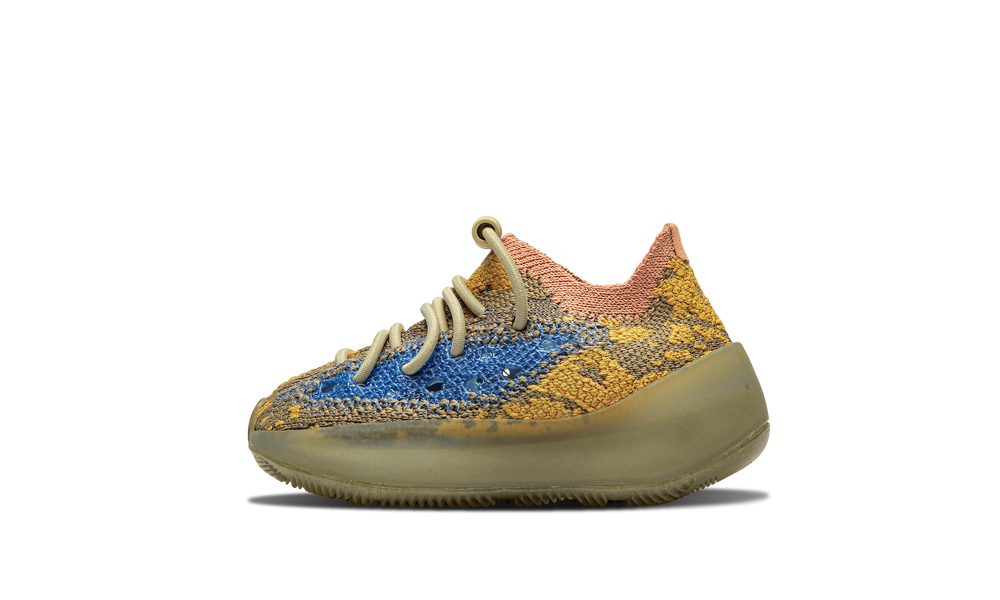 "INFANTS Yeezy Boost 380 ""Blue Oat"""