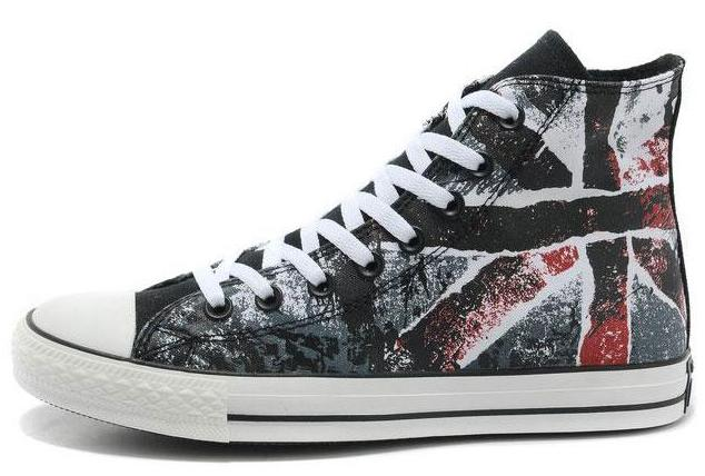 WMNS Converse All Star HI 'British Flag'
