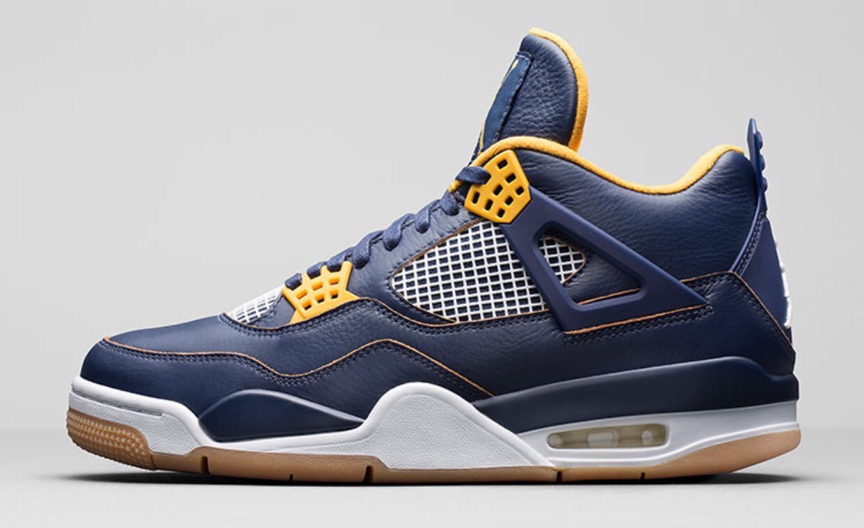 Air Jordan 4 Retro 'Dunk From Above' GS