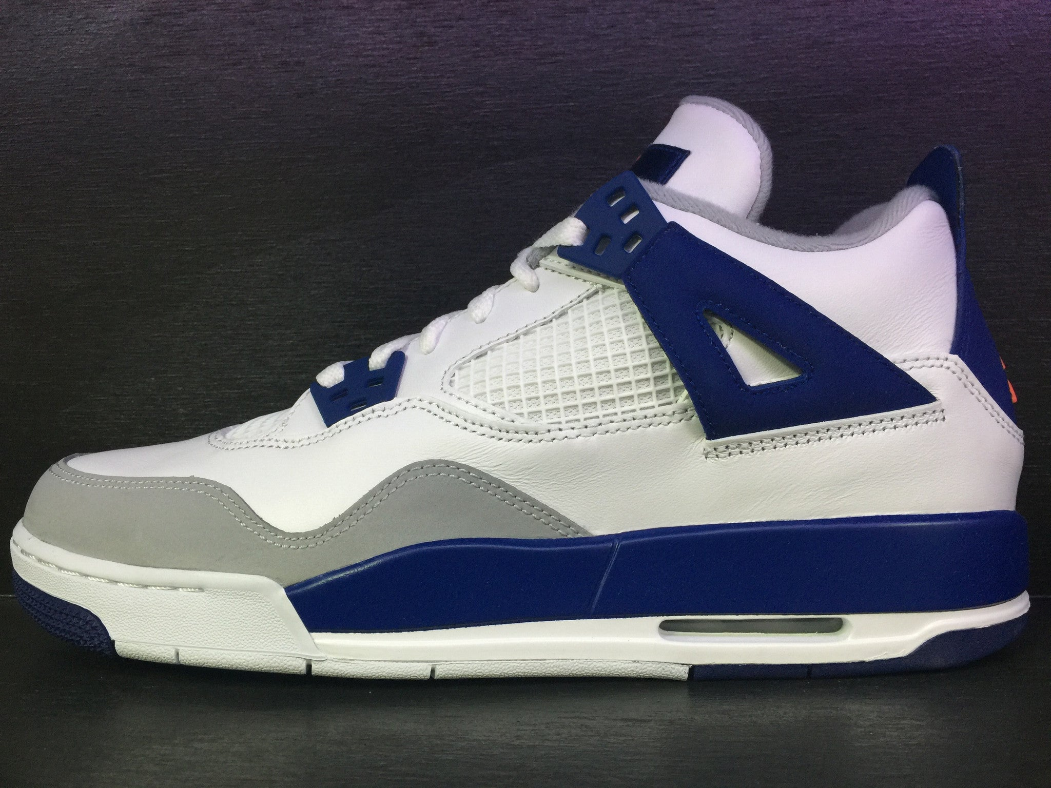 Air Jordan 4 Retro 'Deep Royal Blue'