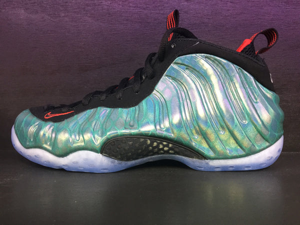 new arrival 2b3ff f7ec2 Nike Air Foamposite One 'Gone Fishing'