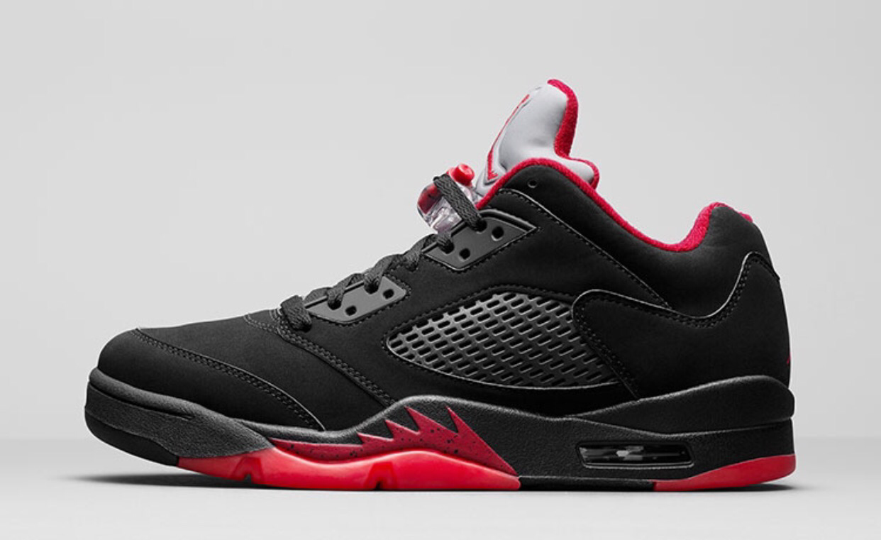 Air Jordan 5 Retro '90 Alternate' GS