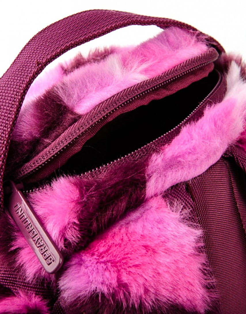 Mini Pink Gorilla Fur