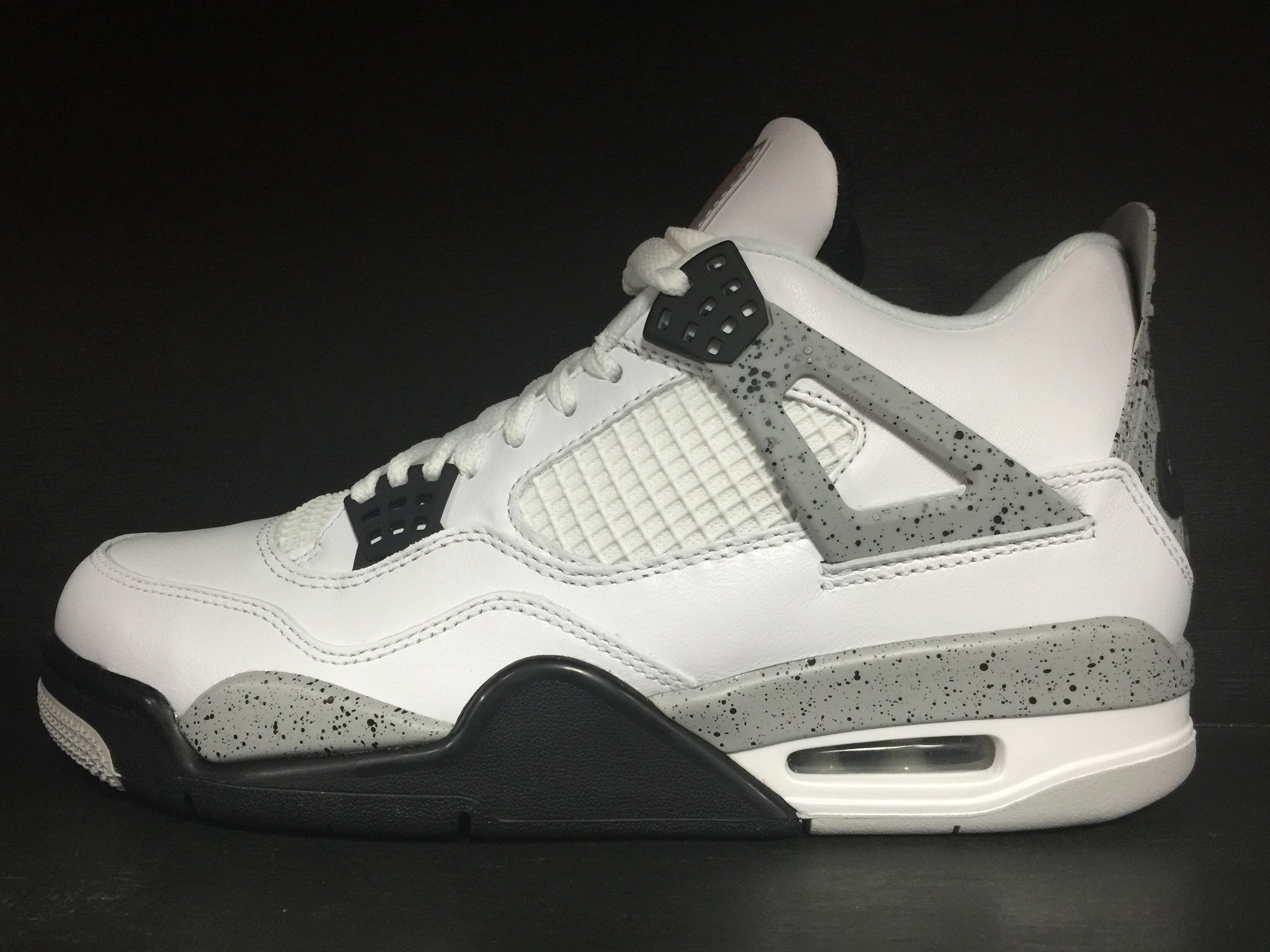Air Jordan 4 Retro OG 'White Cement'