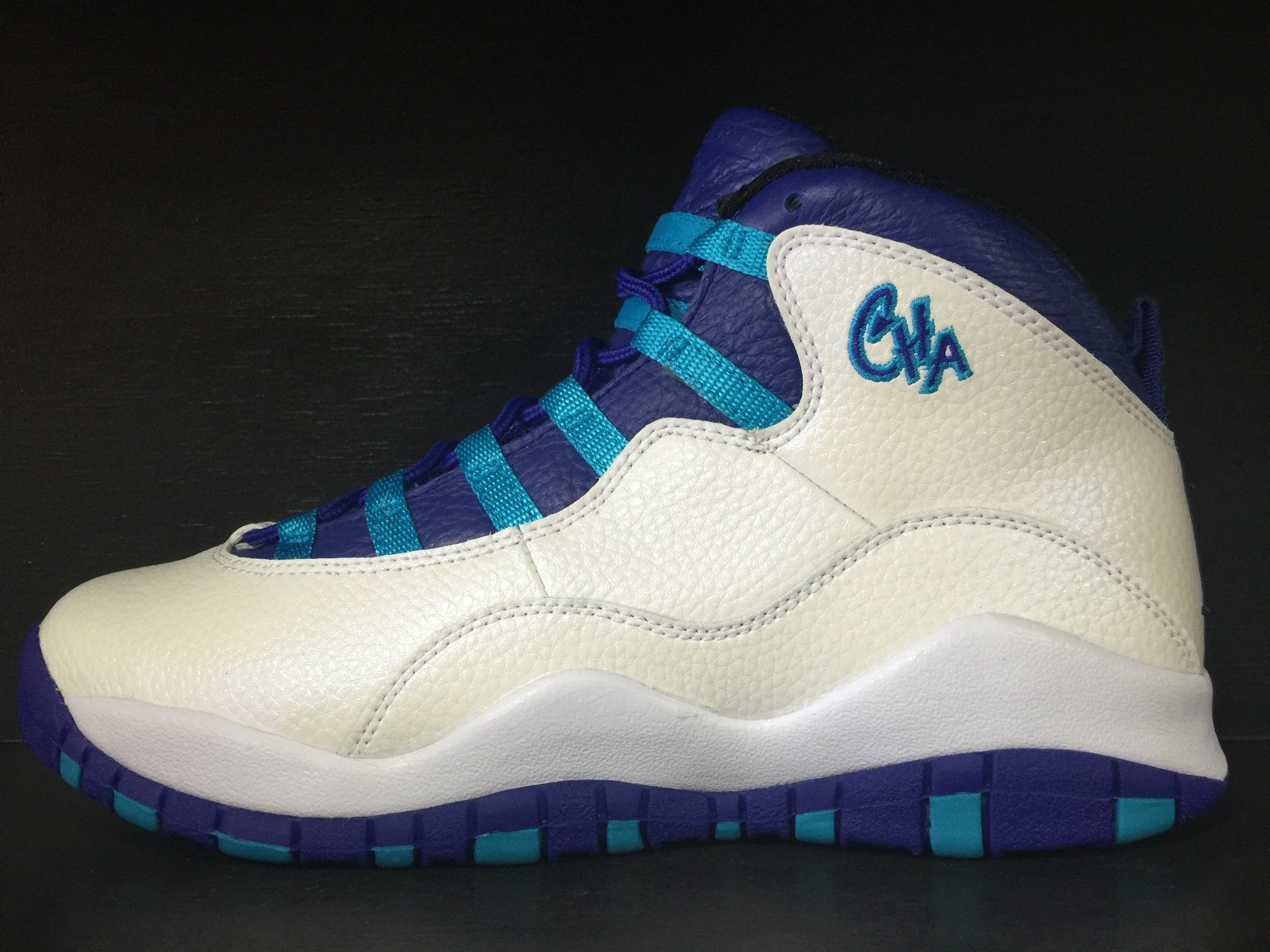 Air Jordan 10 Retro 'Charlotte' GS