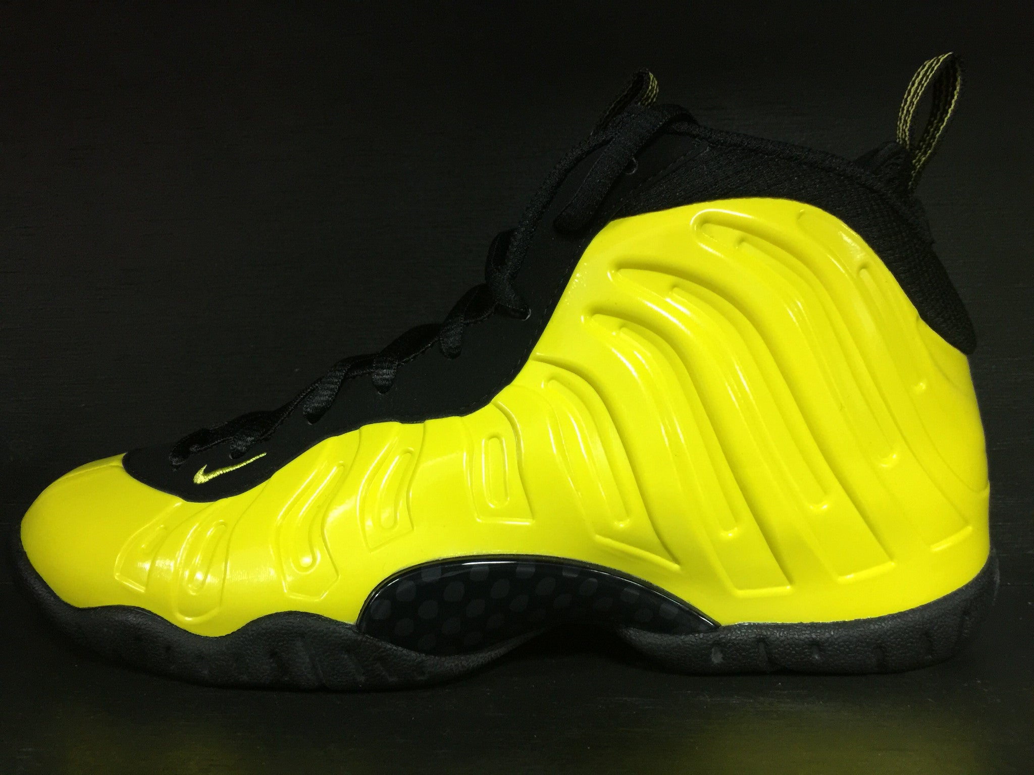 Nike Air Foamposite One 'Optic Yellow' GS