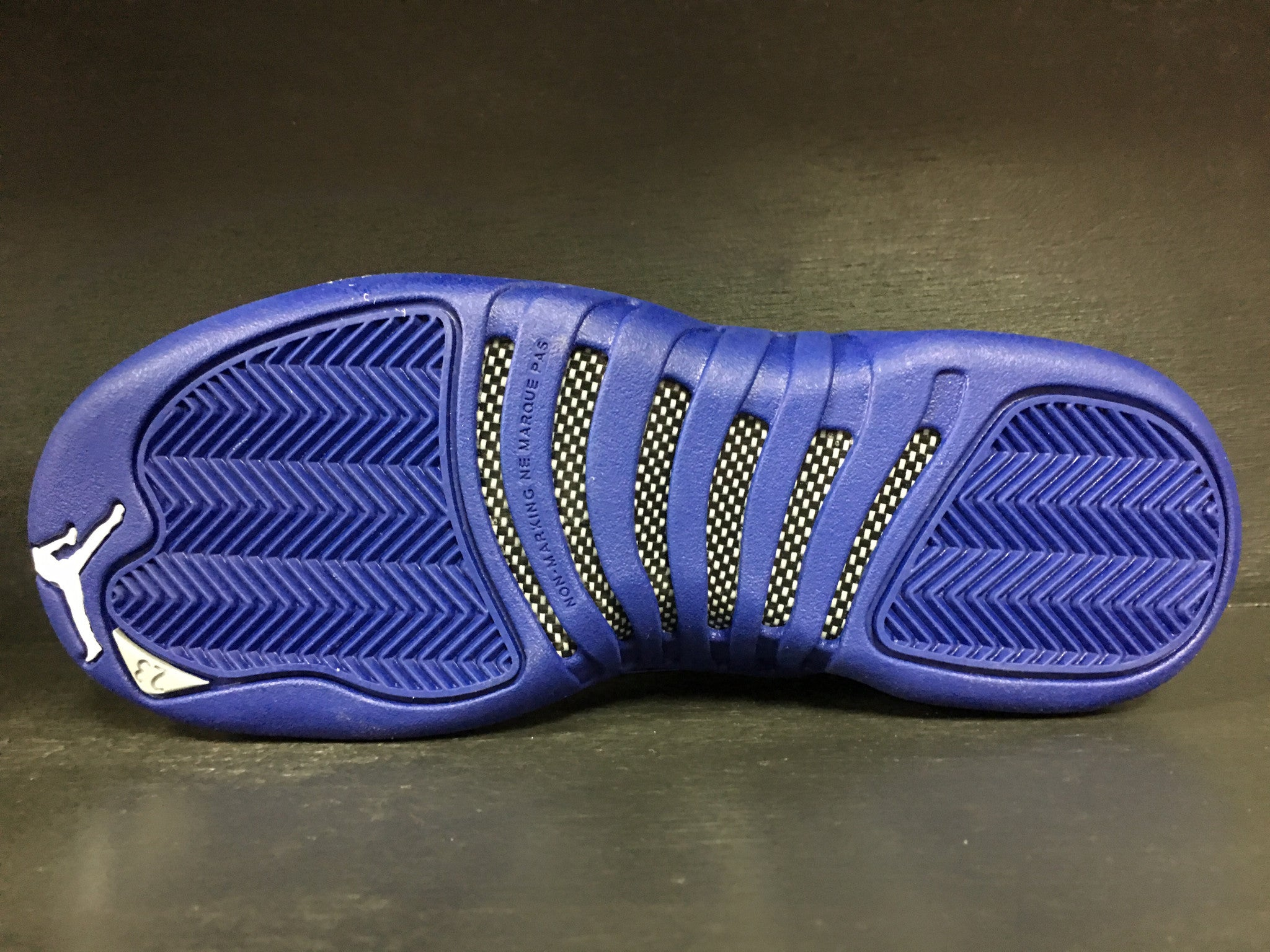 Air Jordan 12 Retro 'Deep Royal' Grade School