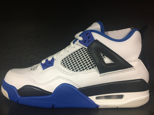 Air Jordan 4 Retro 'Motorsports' GS
