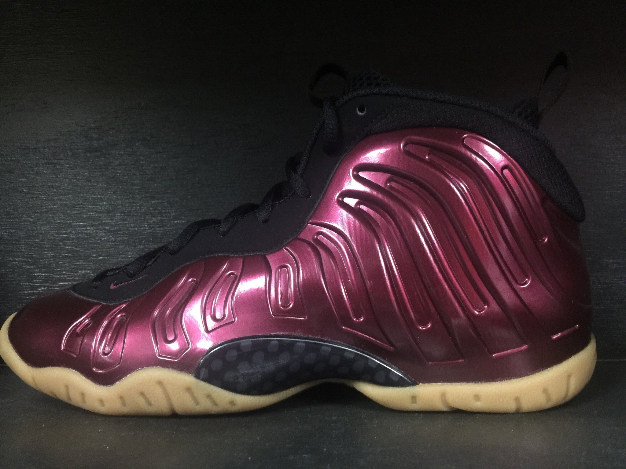 LiL' Posite One 'Maroon'
