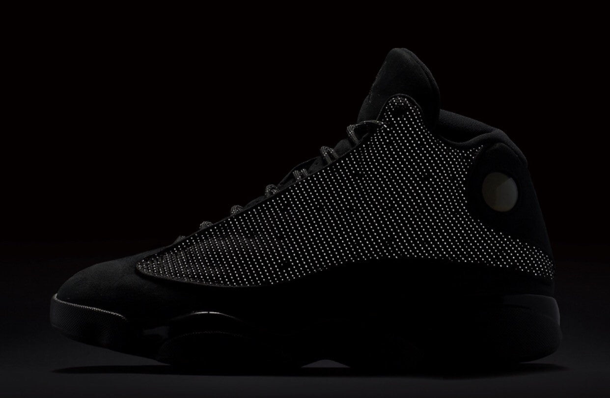 Air Jordan 13 Retro 'Black Cat' GS