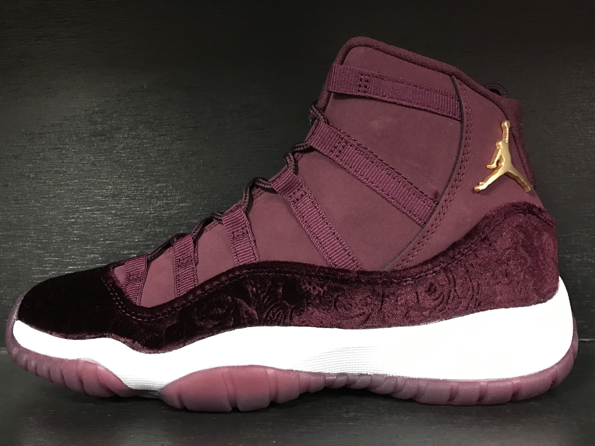 Air Jordan 11 Retro RL GG 'Velvet'