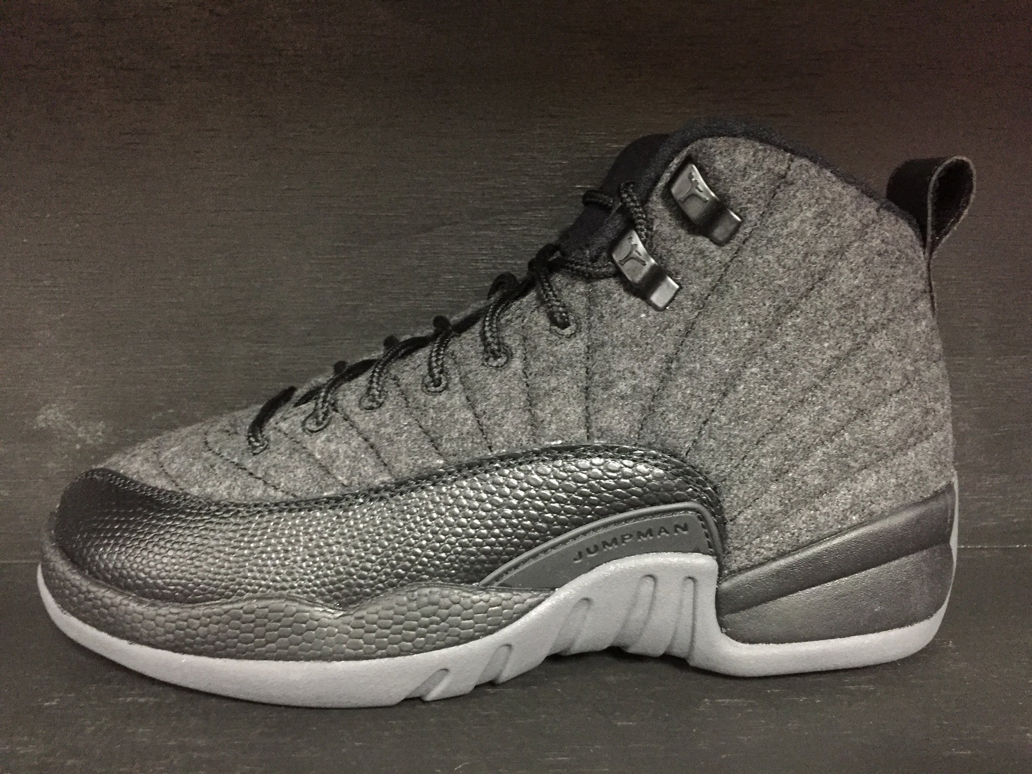 Air Jordan 12 Retro 'Wool' GS
