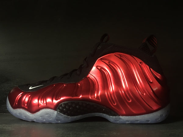 Air Foamposite One 'Metallic Red' 2017