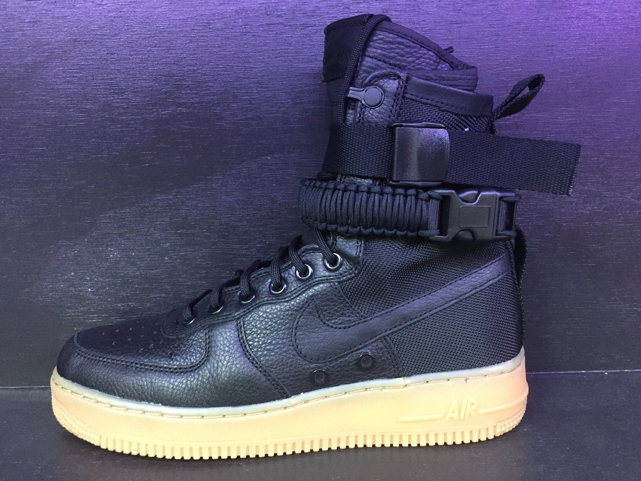 Special Field Air Force 1 'Black' Men's
