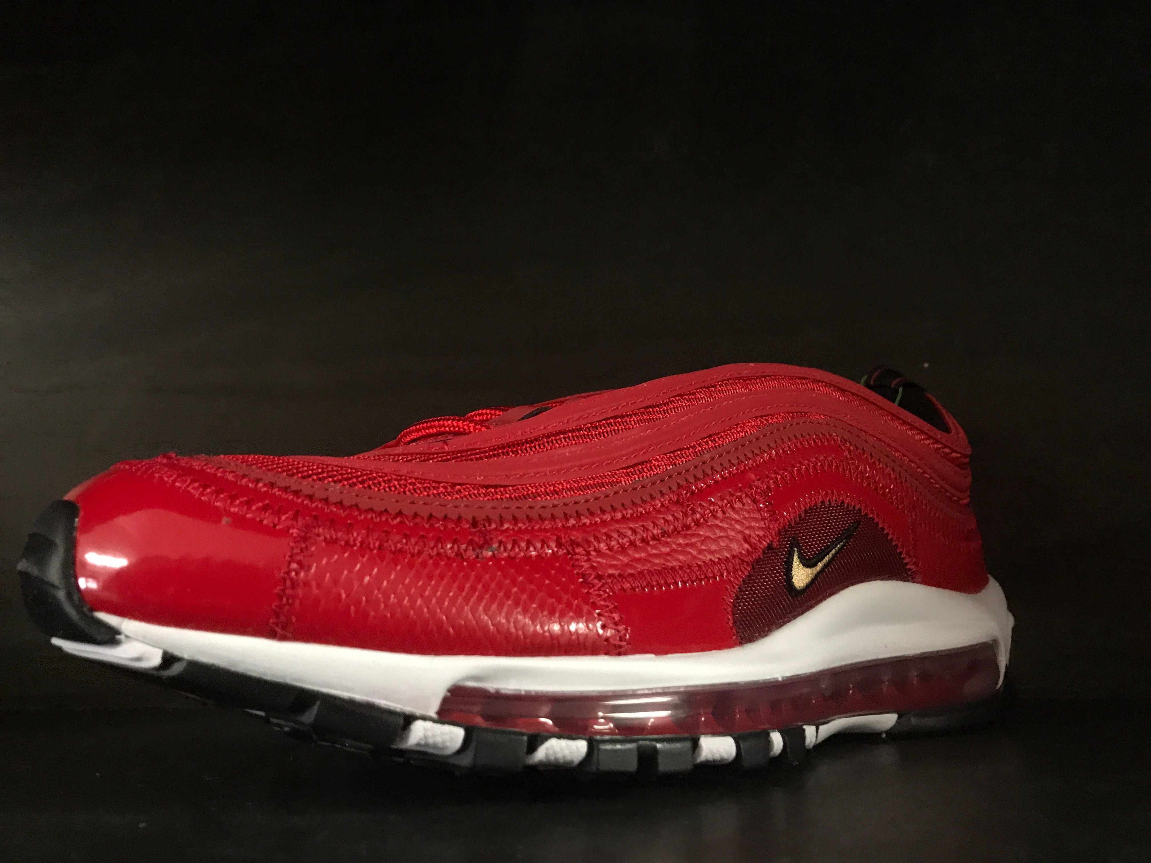 huge discount 38471 3a0a0 Nike Air Max 97 CR7 'Cristiano Ronaldo Portugal Patchwork ...