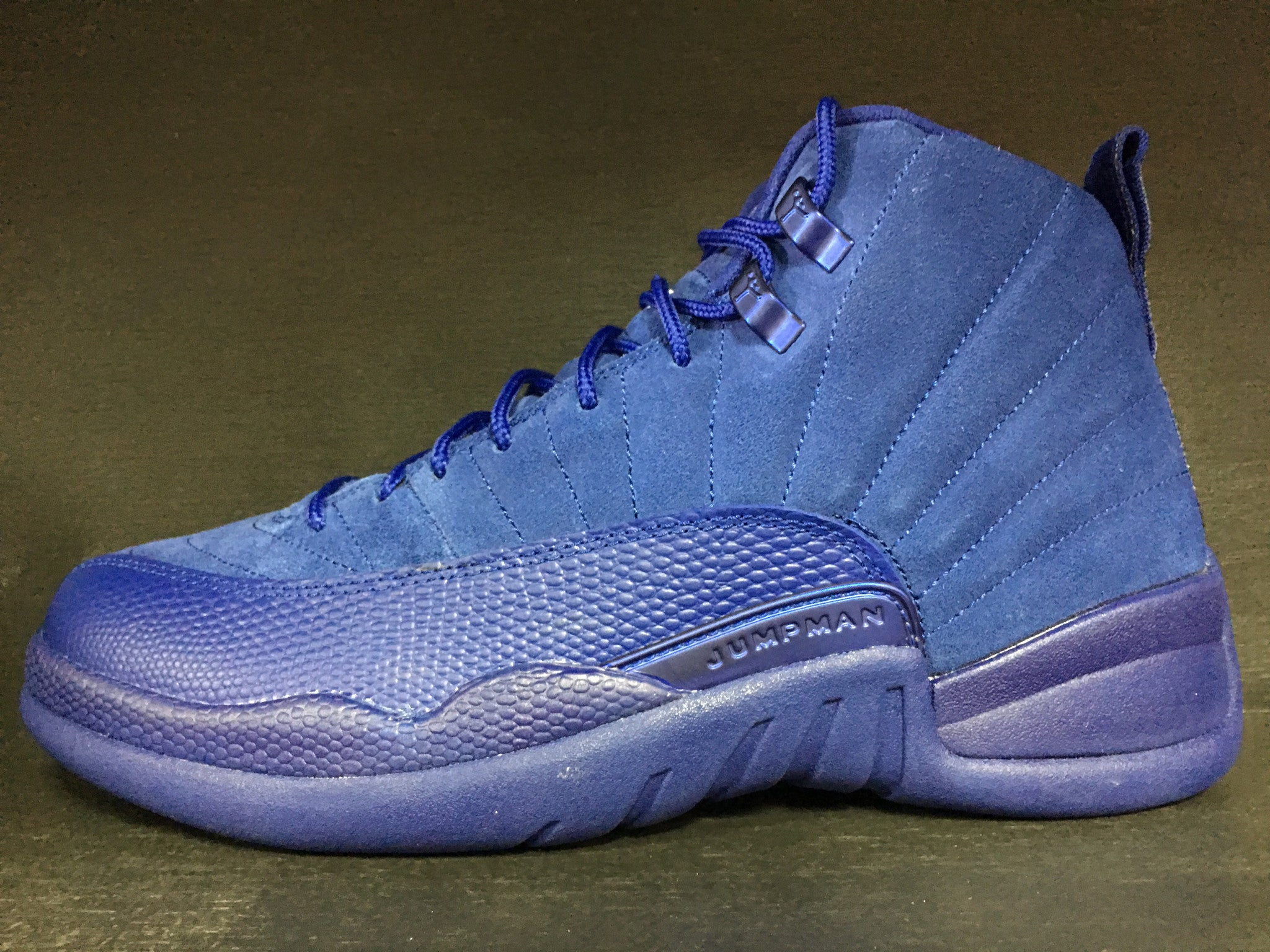 Air Jordan 12 Retro 'Deep Royal'
