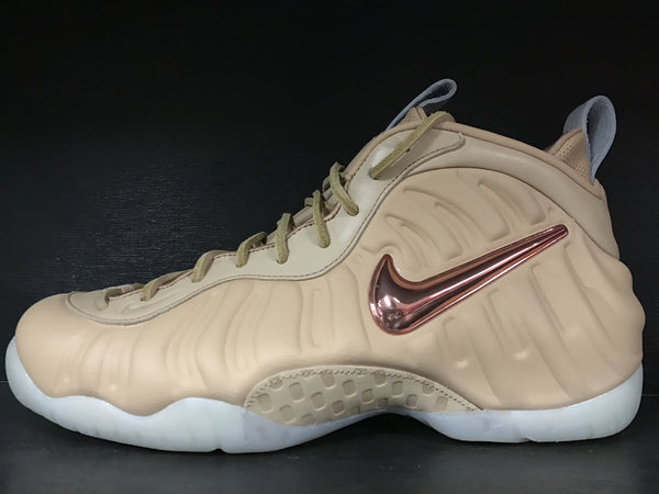 Air Foamposite Pro PRM AS QS 'Vachetta Tan'