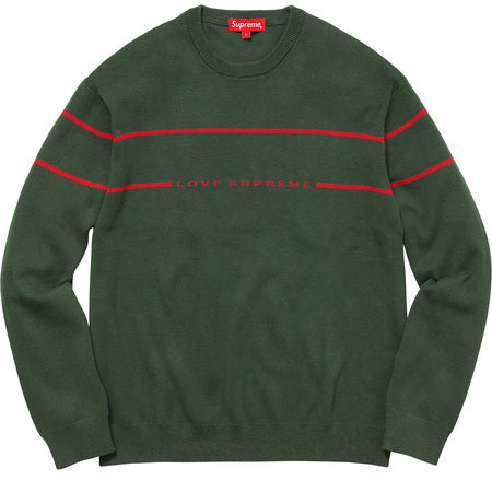Love Supreme Sweater