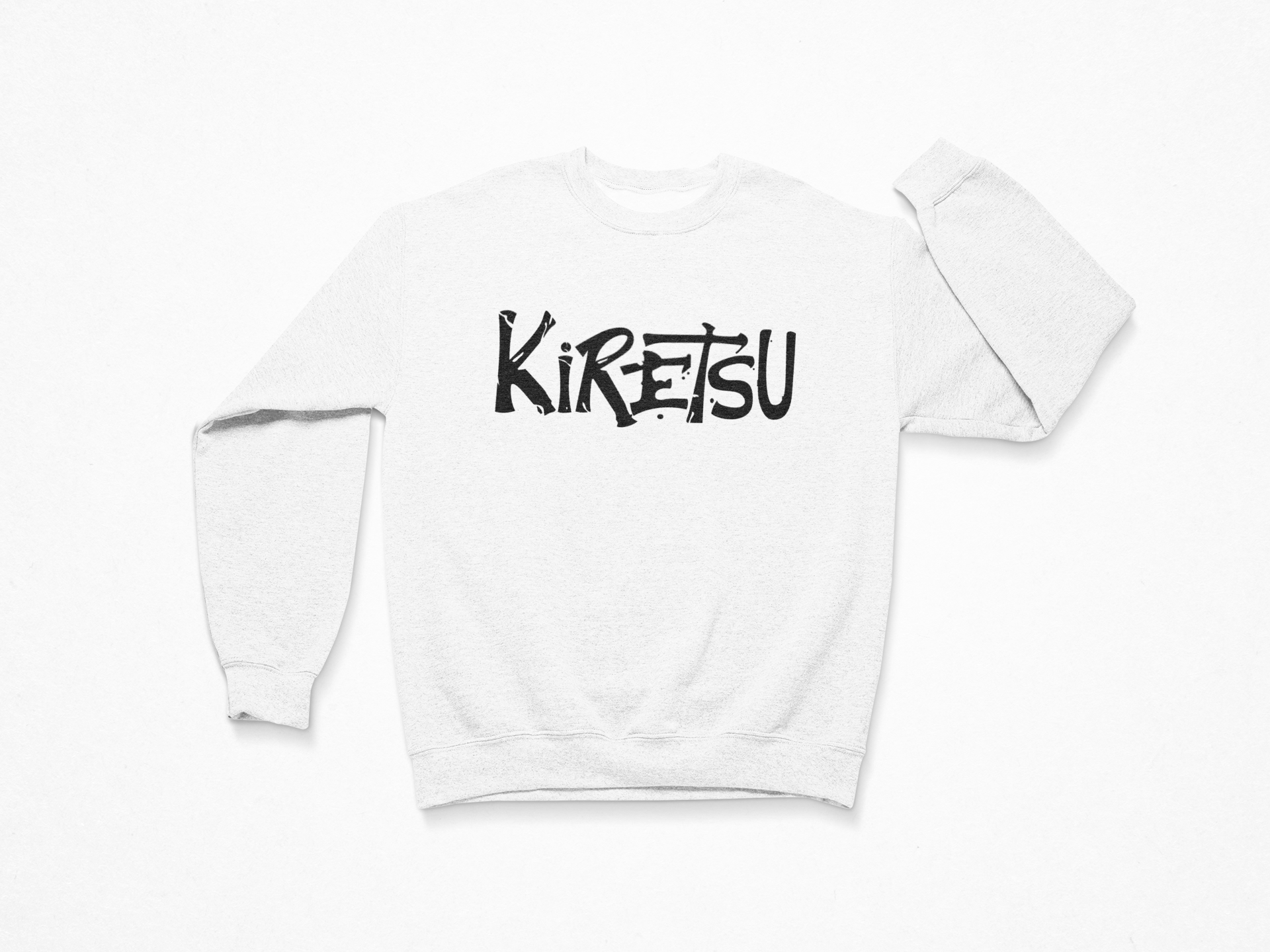 KIRETSU Co. Crew Sweatshirt SNOW