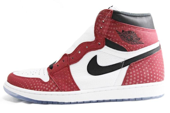 Air Jordan 1 Retro High OG 'Spider-Man' (GS)