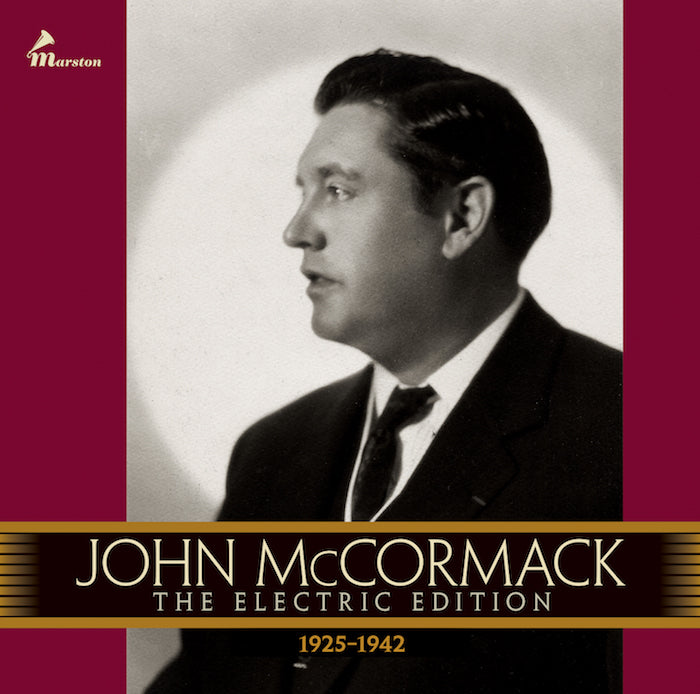 John McCormack: The Electric Edition