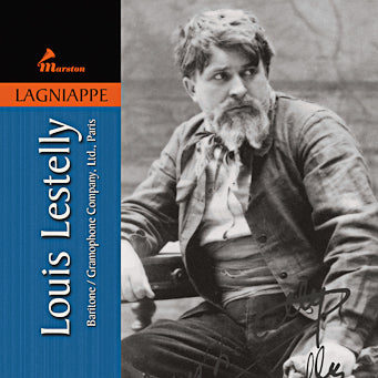 Louis Lestelly: Baritone / Gramophone Company, Ltd., Paris