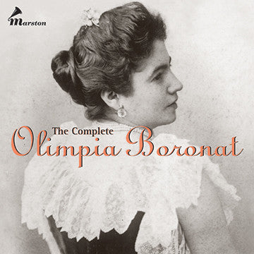 The Complete Olimpia Boronat CDR (NO PRINTED MATERIALS)