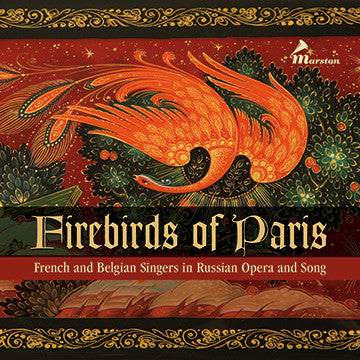 Firebirds of Paris