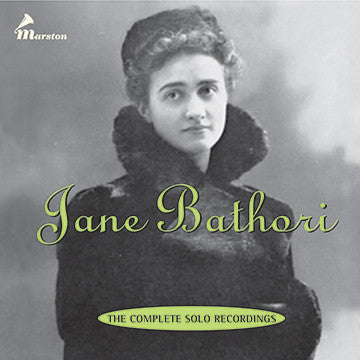 Jane Bathori CDR (NO PRINTED MATERIALS)