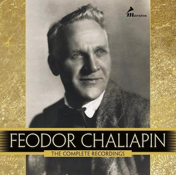 Feodor Chaliapin: The Complete Recordings (ORDER NOW--WILL BE MAILED WHEN AVAILABLE, Summer 2018)
