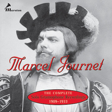Marcel Journet: The Complete Solo Gramophone Recordings CDR (NO PRINTED MATERIALS)