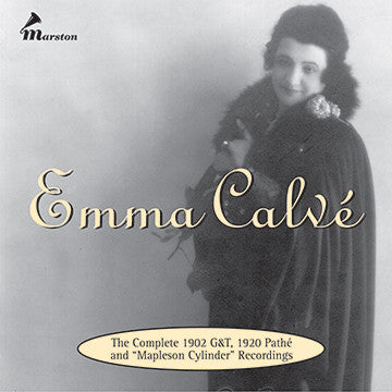 Emma Calvé CDR (NO PRINTED MATERIALS)