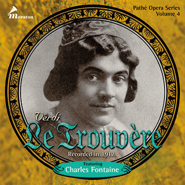 Verdi Le Trouvère CDR (NO PRINTED MATERIALS)
