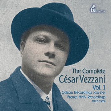 The Complete César Vezzani, Vol. 1