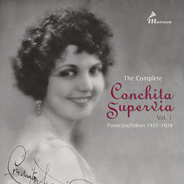 The Complete Conchita Supervia, Vol. 1 CDR (NO PRINTED MATERIALS)
