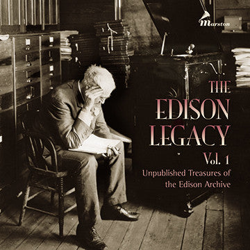 The Edison Legacy, Vol. 1 CDR (NO PRINTED MATERIALS)