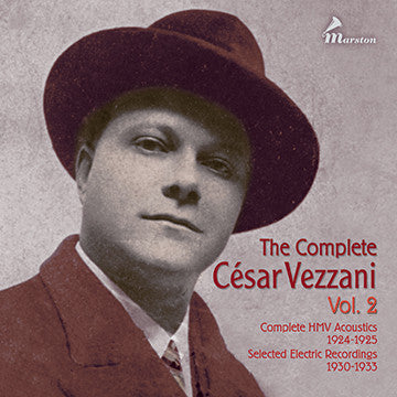 The Complete César Vezzani, Vol. 2