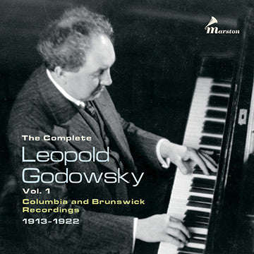 The Complete Leopold Godowsky, Vol. 1 CDR (NO PRINTED MATERIALS)