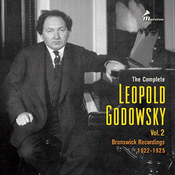 The Complete Leopold Godowsky, Vol. 2 CDR (TRAY CARD ONLY--NO BOOKLET)