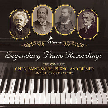 Legendary Piano Recordings