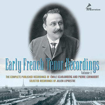 Early French Tenor Recordings, Vol. 1