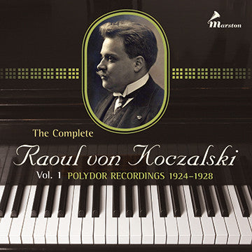 The Complete Raoul von Koczalski, Vol. 1 CDR (NO PRINTED MATERIALS)