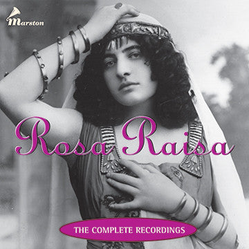 Rosa Raisa CDR (NO PRINTED MATERIALS)