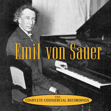 Emil von Sauer CDR (NO PRINTED MATERIALS)