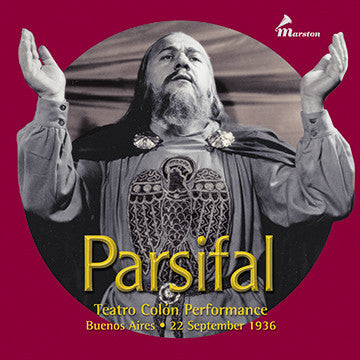 Parsifal CDR (NO PRINTED MATERIALS)