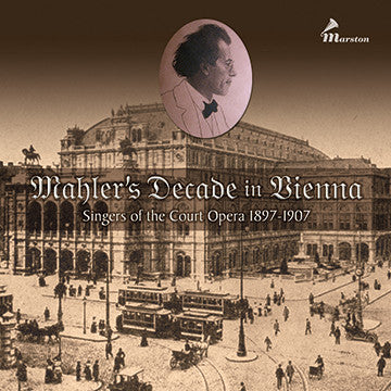Mahler's Decade in Vienna CDR (NO PRINTED MATERIALS)